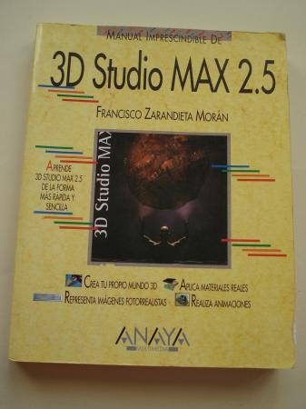 Manual Imprescindible de 3D Studio MAX 2.5