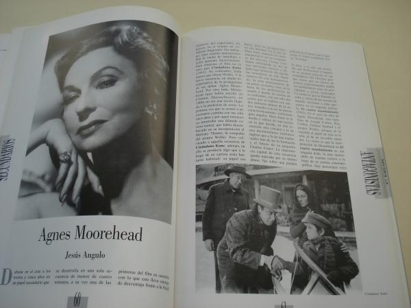 NOSFERATU. Revista de cine. Nº 20, enero 1996. Secundarios y antagonistas del Hollywood clásico