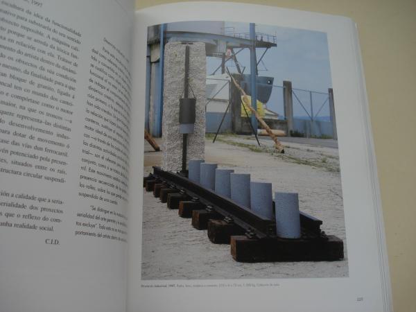 A Escultura Actual de Galicia (Textos en galego - español)