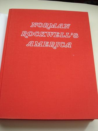 Norman Rockwell´s America (Texts in english)