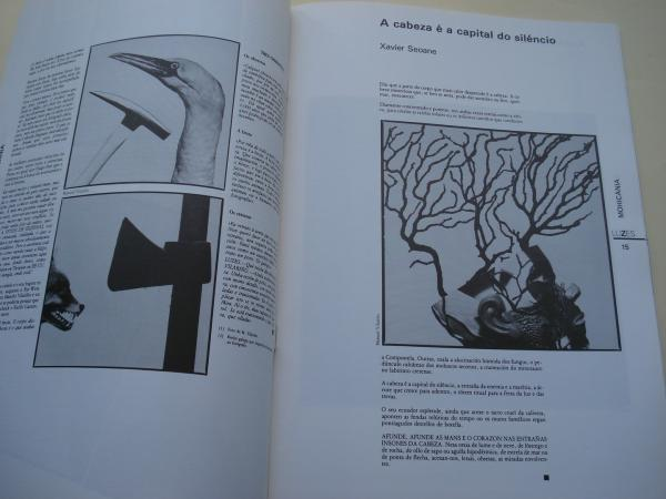 LUZES DE GALIZA. Nº 12. 1988