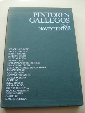 Pintores gallegos del Novecientos