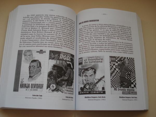 Héroes y enamoradas. La novela popular española