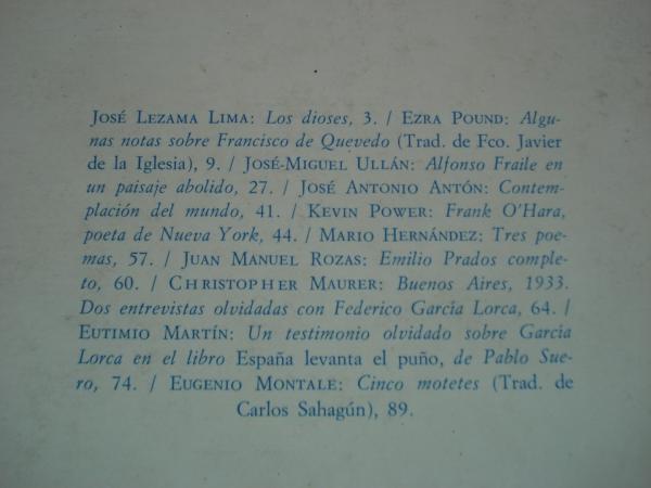 TRECE DE NIEVE. Núm. 3. Segunda época. Mayo, 1977.