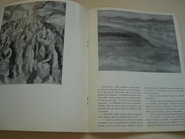 COLMEIRO. Catálogo Exposición Galería Biosca - Madrid, 1965