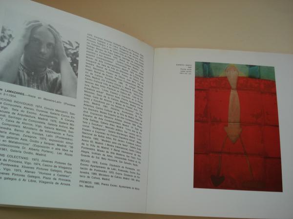 ATLÁNTICA 1983, Pazo de Xelmírez - Santiago de Compostela. Catálogo