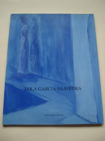 LOLA GARCÍA SAAVEDRA. Pinturas. Catálogo Exposición Casa da Parra, Santiago de Compostela, 1993