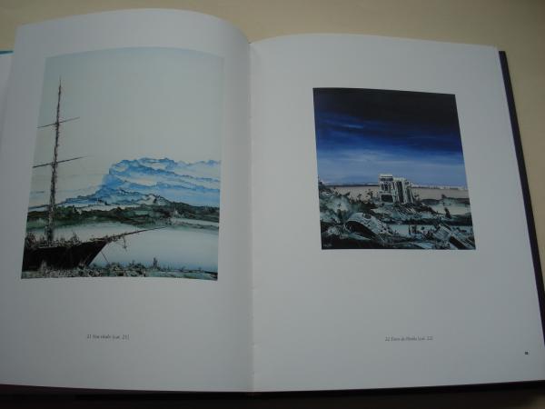 LUGRÍS VADILLO. Catálogo Exposición Pazo de Fonseca, Santiago de Compostela, 2001