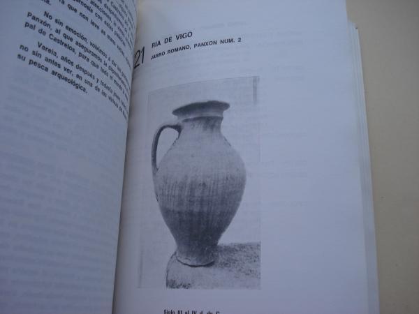 Ánforas romanas en los caminos del mar