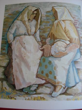 Maside, un pintor para unha terra