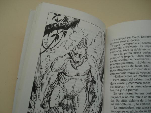 El amo del poder maligno (Elige tu propia aventura nº 41)