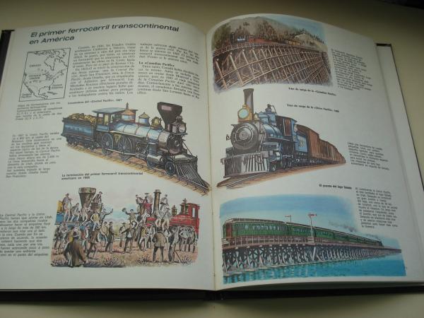 Trenes (Biblioteca Visual - 1ª edición)