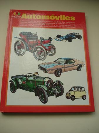 Automóviles (Biblioteca Visual, 1ª edición)