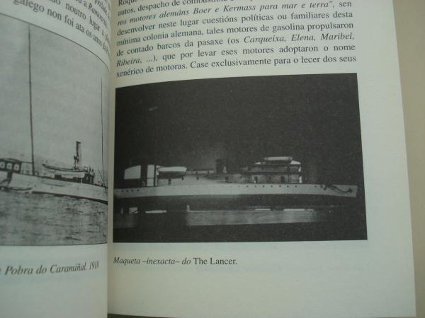 As embarcacións de pasaxe das rías galegas (1573-2000)