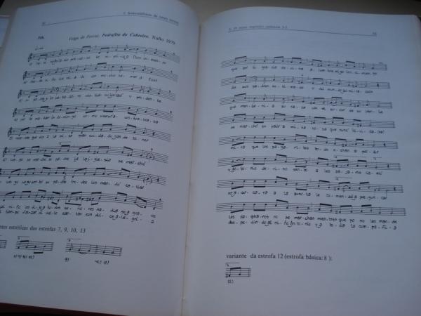 Cancioneiro Popular Galego. Volume II. Festas anuais. Tomo I: Melodías / Tomo II: Letra (Con partituras, fotos e mapas)