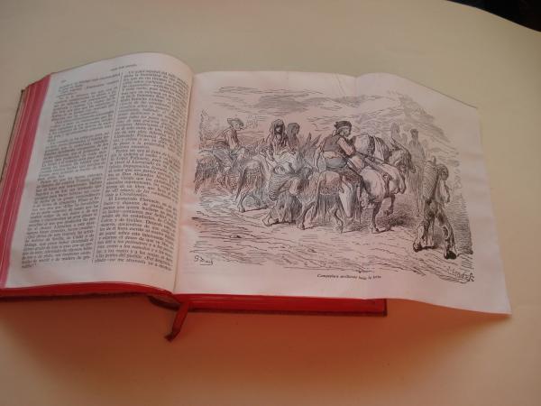 Viaje por España (Ilustrado por Gustavo Doré). Incluye Estudio crítico-biográfico de Gustavo Doré, por Antonio Buero