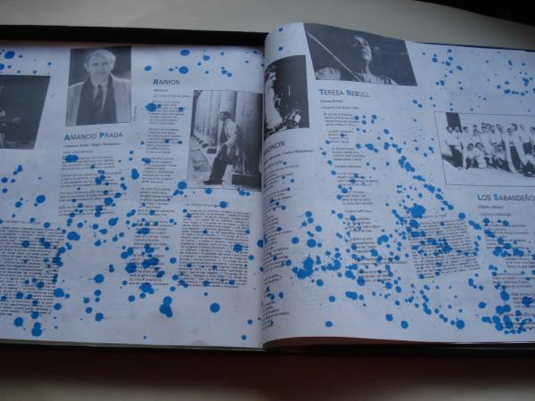 Homenaje a las víctimas del franquismo, a los luchadores por la libertad. Textos en castellano, gallego, catalán, euskera) (Estuche con libreto + 4 casetes)