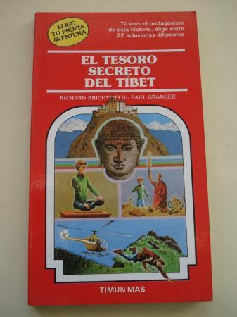 El tesoro secreto del Tíbet. Elige tu propia aventura, nº 36