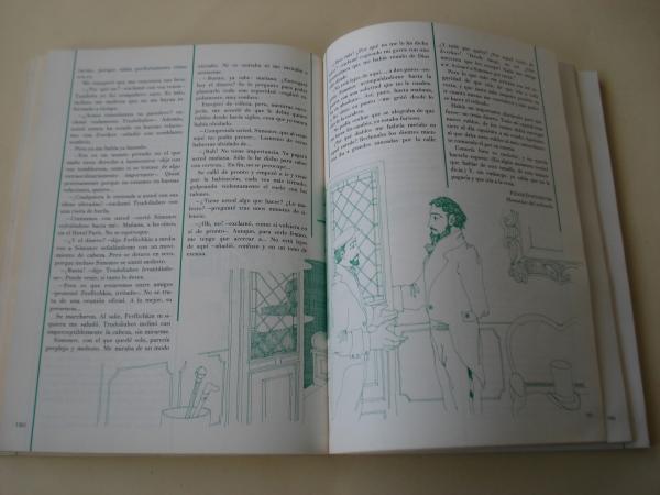 SENDA 8. Libro de lectura. EGB (Edición de 1978)