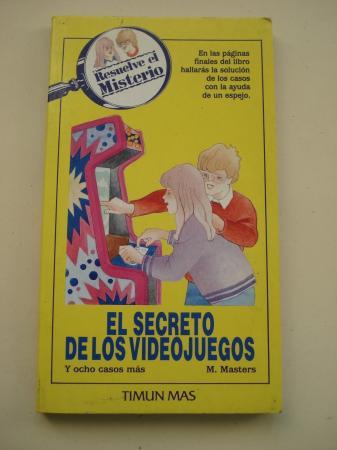 El secreto de los videojuegos (con plano desplegable)