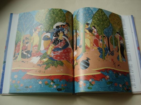 Demos, deuses e santóns da Mitoloxía e Lendas hindús