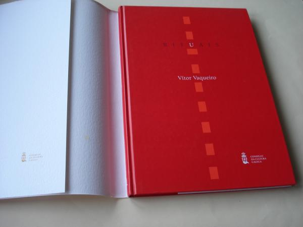 Rituais (Textos de X. M. González Reboredo / Margarita Ledo Andión)