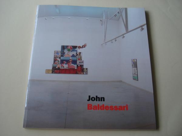 John Baldessari. Catálogo Exposición Casa da Parra, Santiago de Compostela, 1992