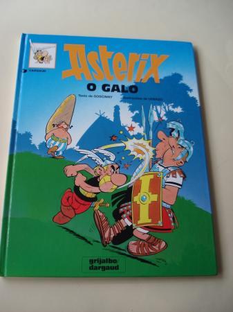 Astérix o galo (En galego)