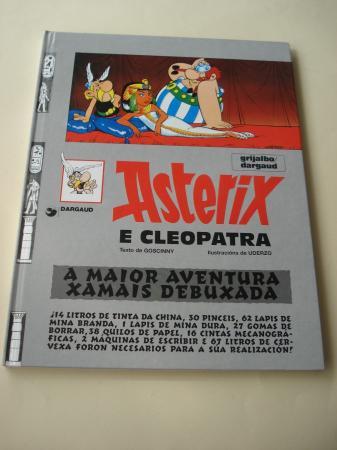 Asterix e Cleopatra (En galego)