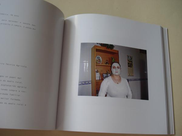 Olladas de muller e lapis de home (Textos e fotos)