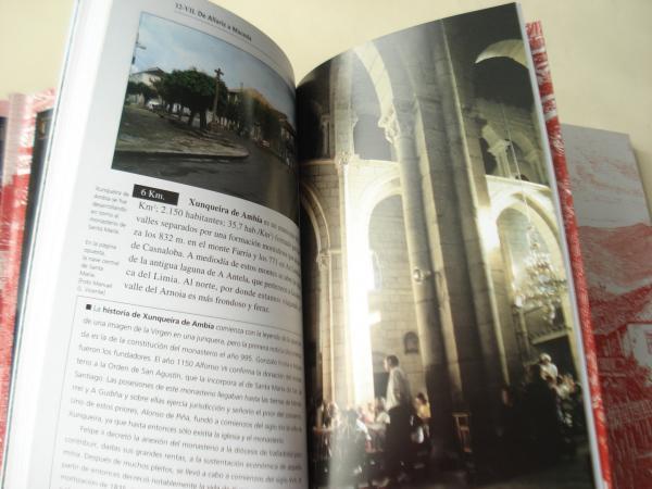 GALICIA ENTERA. Colección Completa: 12 volúmenes