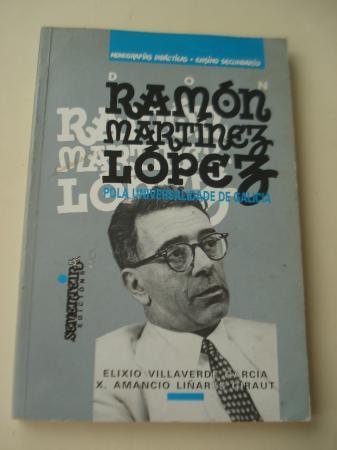 Ramón Martínez López pola universalidade de Galicia