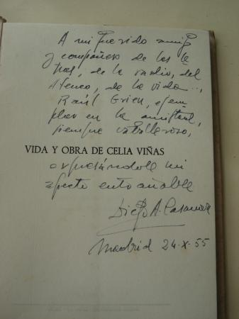 Vida y obra de Celia Viñas Olivella
