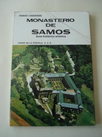 Monasterio de Samos. Guía histórico-turística