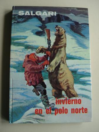 Invierno en el Polo Norte