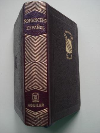 Romancero español (Selección y estudio de Luis Santullano)