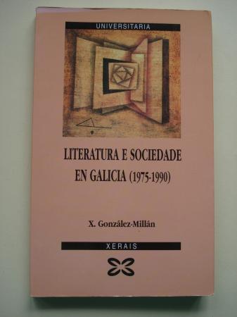 Literatura e sociedade en Galicia (1975-1990)
