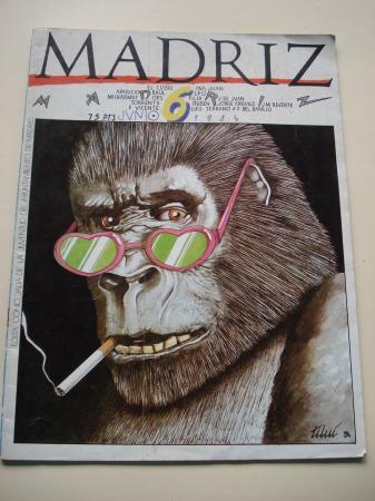 MADRIZ. Nº 6. Junio, 1984