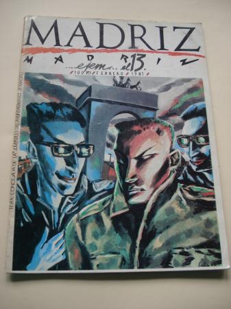 MADRIZ. Nº 13. Febrero, 1985