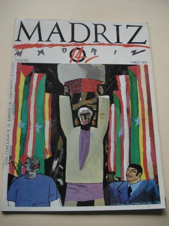 MADRIZ. Nº 14. Marzo, 1985
