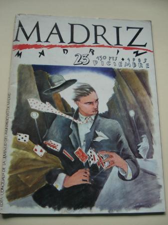 MADRIZ. Nº 23. Diciembre, 1985