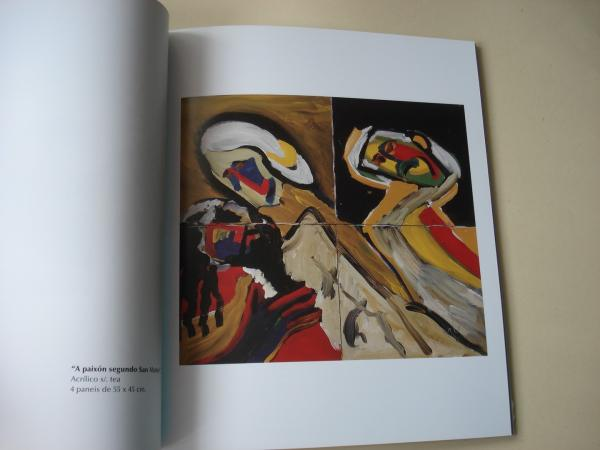 JOSÉ RANDOLFE VILARIÑO. Olladas. Catálogo