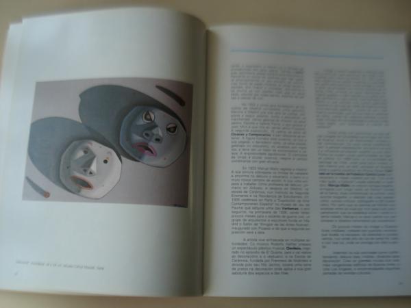 II Bienal de Artistas Galegas. Vigo, 1990. Homenaxe a Maruja Mallo