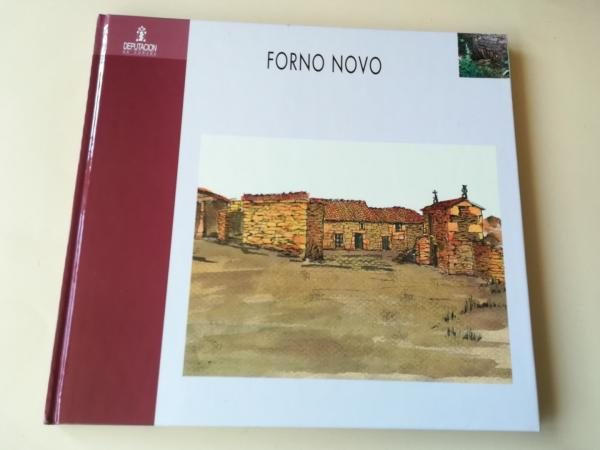 Forno novo (Cerámica de Buño). Texto en castellano