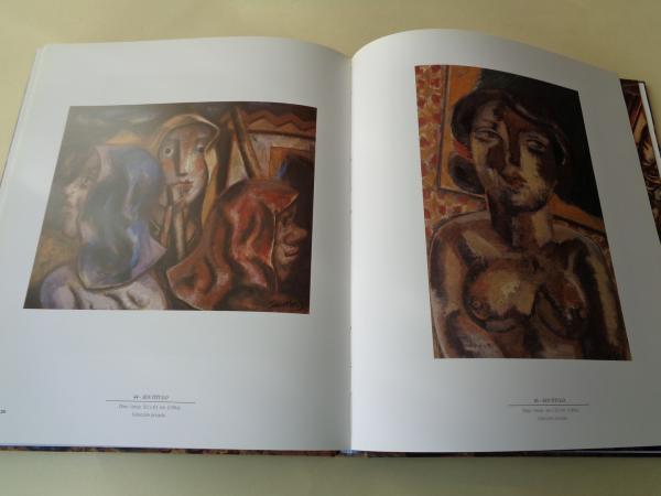 ALFONSO SUCASAS. Catálogo Exposición Pazo Provincial, Deputación de Pontevedra, 1999