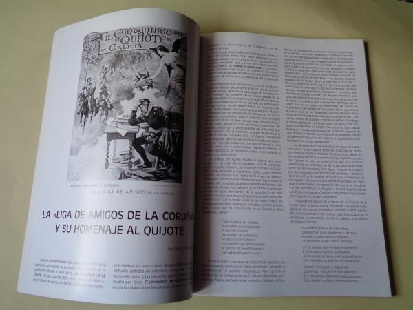 LA CORUÑA. HISTORIA Y TURISMO. AÑO 2005. Publicación anual
