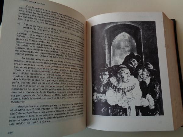 Historia de Galicia (Texto en castellano)