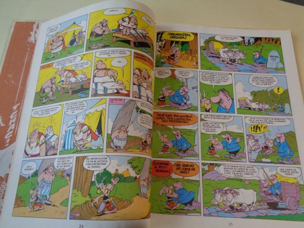 Asterix el galo (1ª edición en español)