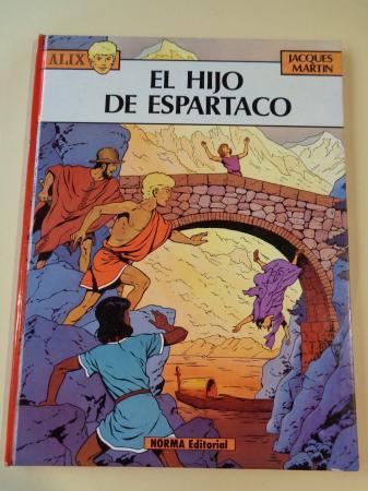 El hijo de Espartaco (Las aventuras de Alix)