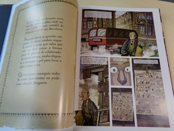 O inferno do debuxante (Premio Castelao de Banda Deseñada 2014)